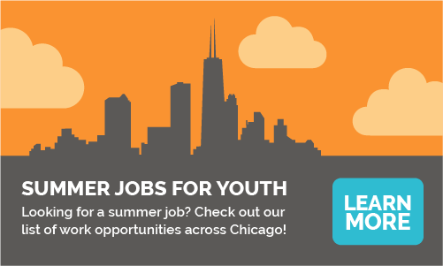 Summer Jobs across Chicago communities